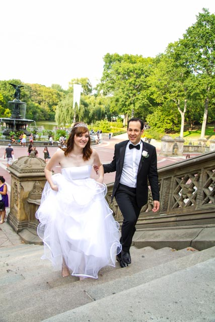 Destination Wedding in New York City